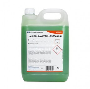 Aureol Lavavajillas Manual 5L ALTA