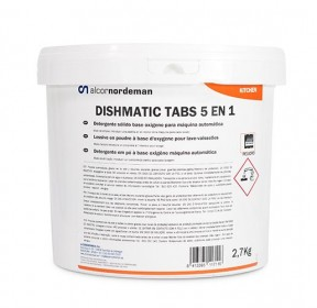 Dishmatic Tabs 5 en 1 ALTA